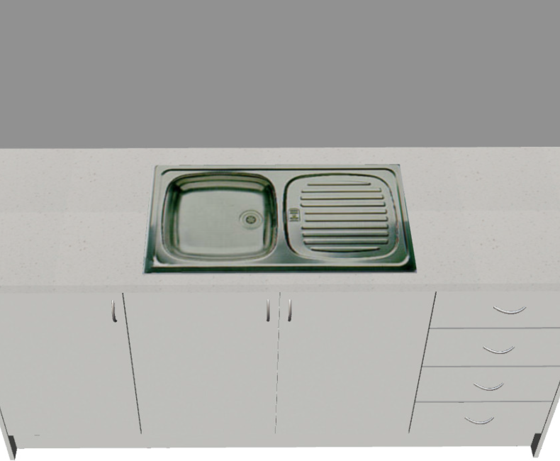 Galley Small (3D1)
